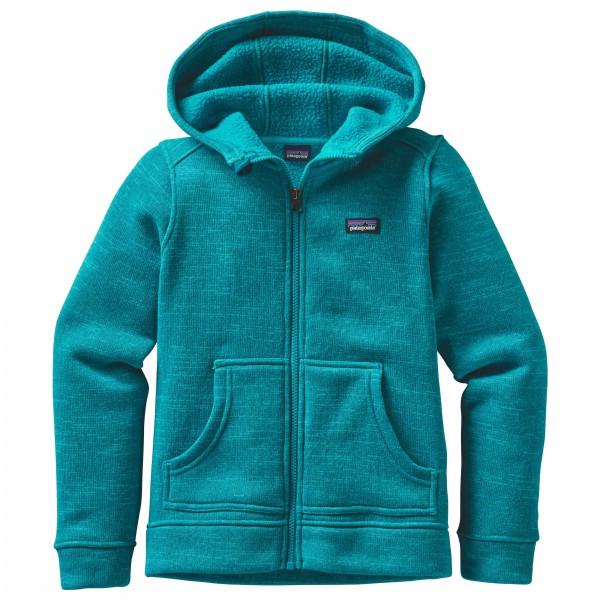 Patagonia - Girls' Better Sweater Hoody - Fleecejacke