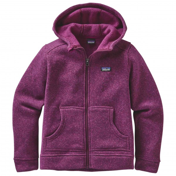 Patagonia - Girls' Better Sweater Hoody - Fleecejacke