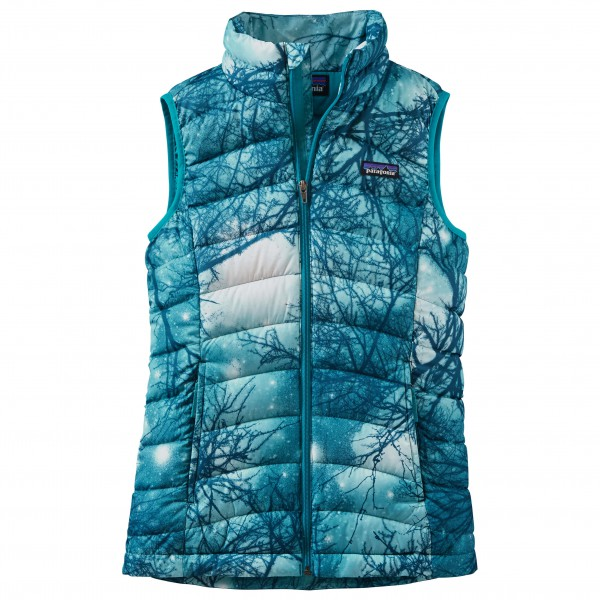 Patagonia - Girls' Down Sweater Vest - Donzen bodywarmer