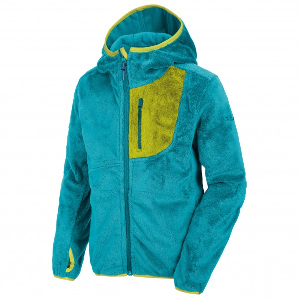 Salewa - Kid's Antelao (Siber) PL K Full Zip Hoody - Fleecej