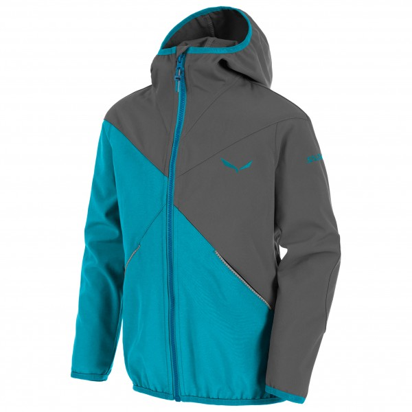Salewa - Kid's Fanes SW K Jacket - Softshell jacket