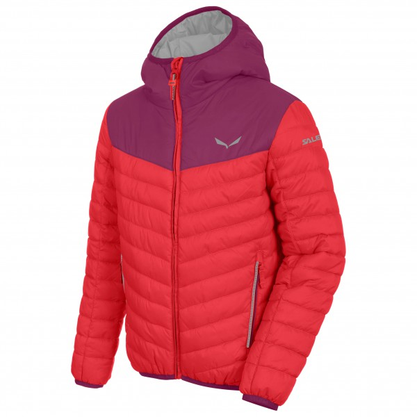 Salewa - Kid's Puez (Bunny E) PF K Jacket - Synthetisch jack
