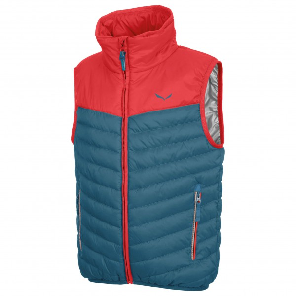Salewa - Kid's Puez (Bunny E) PF K Vest - Synthetic vest