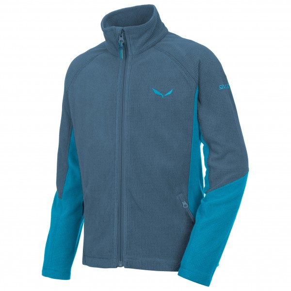 Salewa - Kid's Puez (Handle) PL K Full-Zip - Fleecetakki