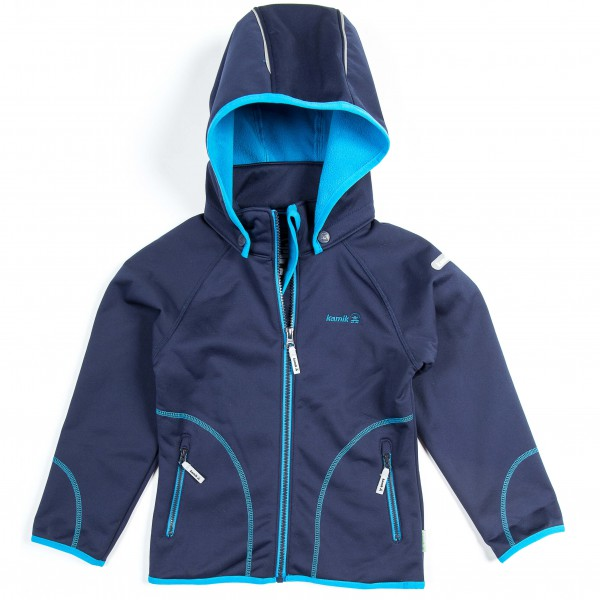 Kamik - Girl's Elsa - Softshell jacket