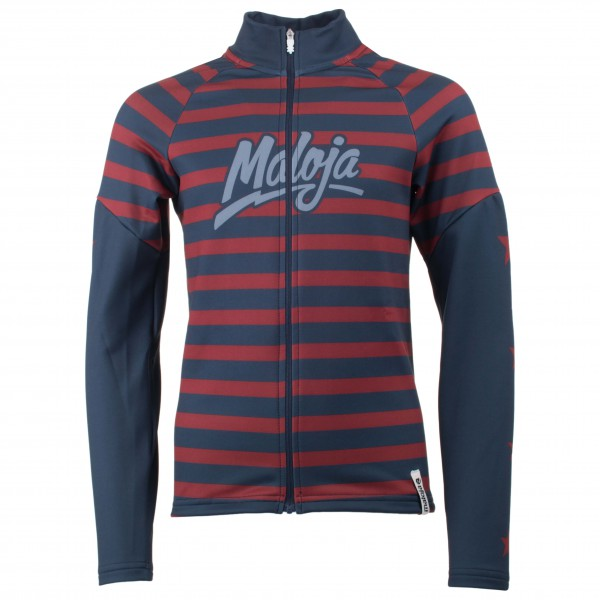 Maloja - Kid's JamhillB. - Softshell jacket