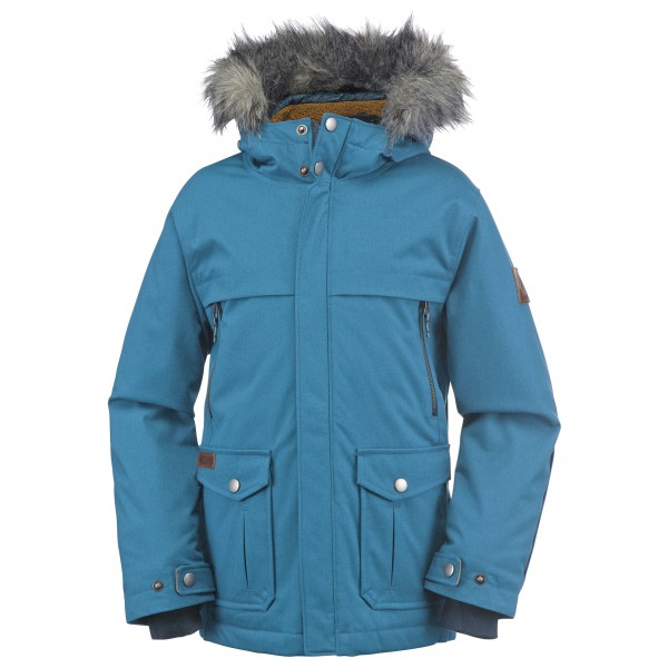 Columbia - Boy's Barlow Pass 600 TD Jacket - Down jacket