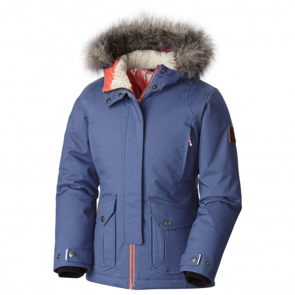 Columbia - Girl's Barlow Pass 600 TD Jacket - Doudoune