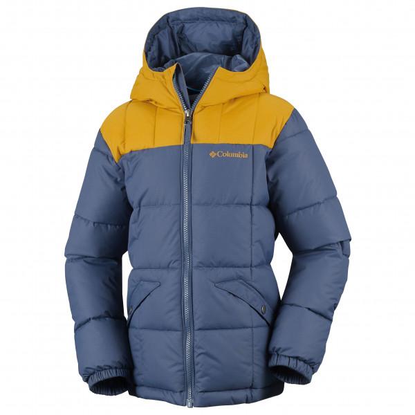 Columbia - Boy's Gyroslope Jacket - Giacca da sci