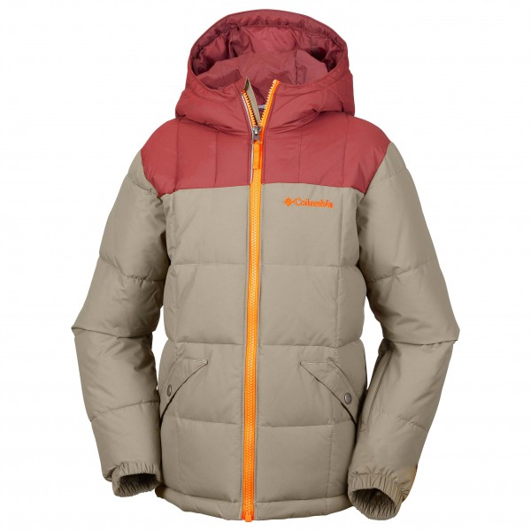 Columbia - Boy's Gyroslope Jacket - Skijakke