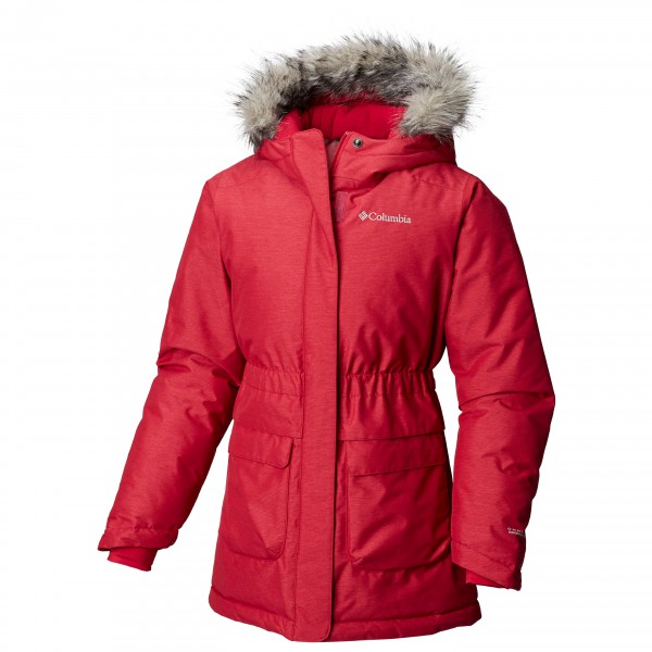 Columbia - Kid's Nordic Strider Jacket - Vinterjakke
