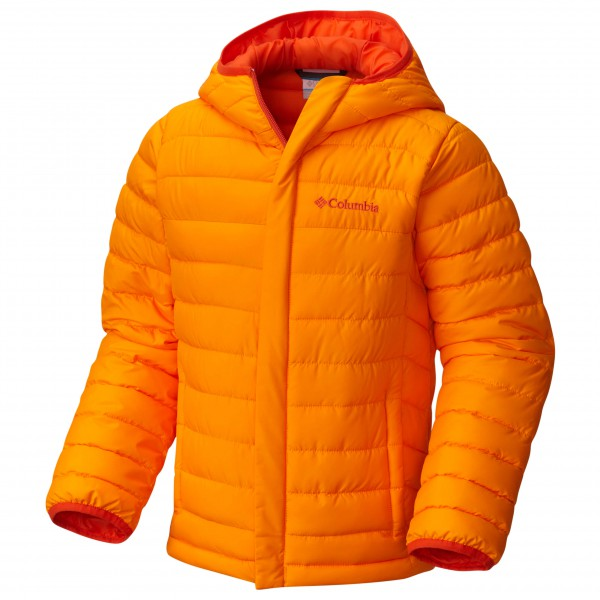 Columbia - Kid's Powder Lite Puffer Storm - Synthetic jacket