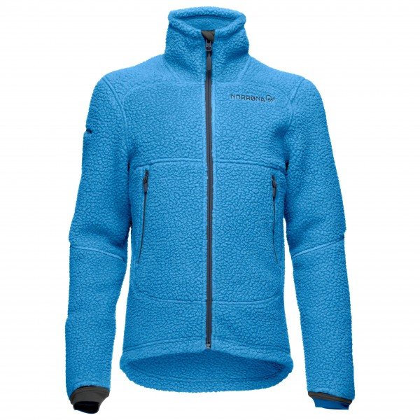 Norrøna - Kid's Trollveggen Warm2 Jacket - Fleecejack