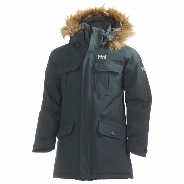 Helly Hansen - Kid's JR Legacy Parka - Winterjack