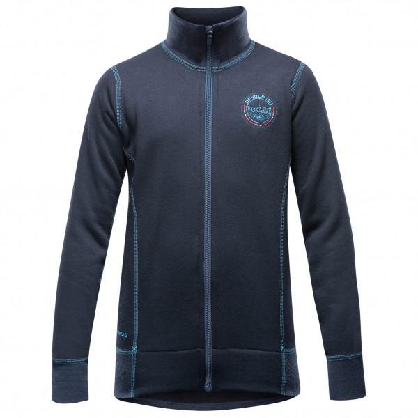 Devold - Polar Junior Jacket - Wollen jack