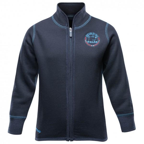 Devold - Polar Kid Jacket - Wool jacket