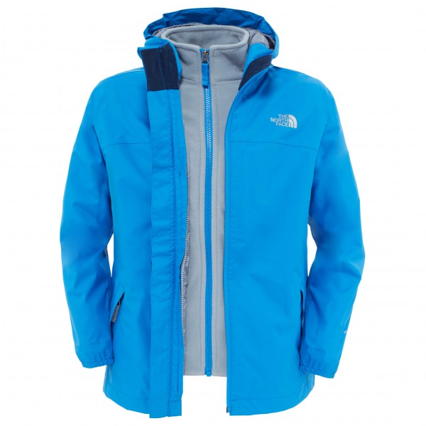 The North Face - Boy's Elden Rain TriClimate Jacket - Dubbeljacka