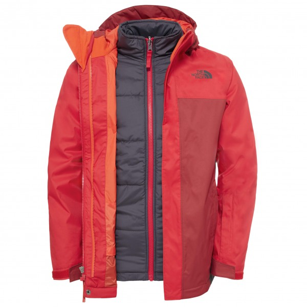 The North Face - Boy's Boundary TriClimate Jacket