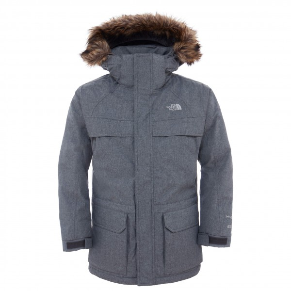The North Face - Boy's Mcmurdo Down Parka - Down jacket
