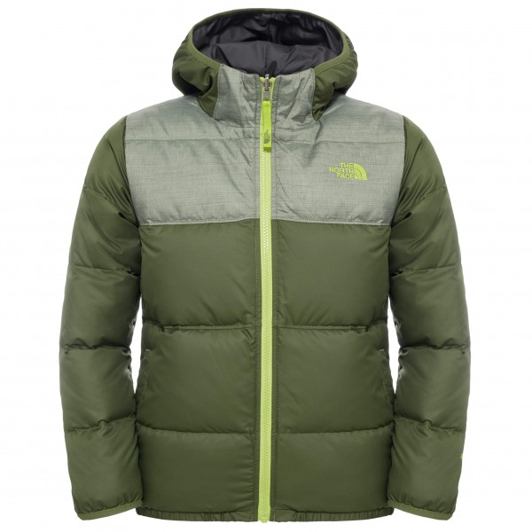 The North Face - Boy's Reversible Moondoggy Jacket
