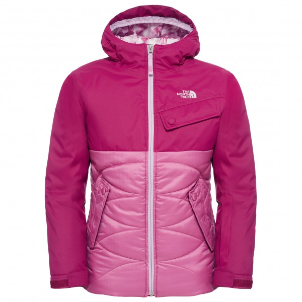 The North Face - Girl's Carly Insulated Jacket - Veste de sk