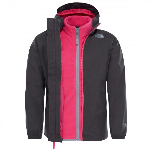 The North Face - Girl's Eliana Rain Triclimate - Dubbel jack