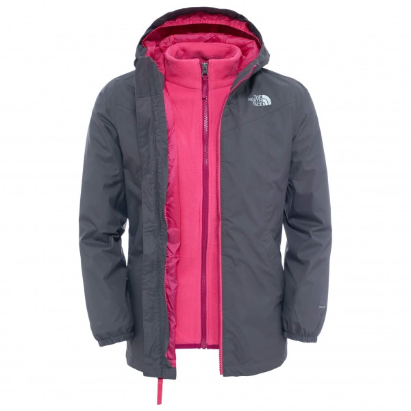The North Face - Girl's Eliana Rain Triclimate - 3 i 1-jakke
