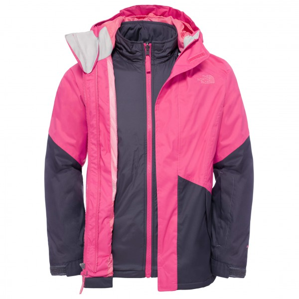 The North Face - Girl's Kira Triclimate Jacket - Kaksiosaine