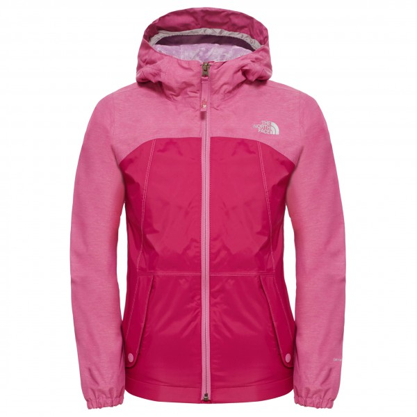 The North Face - Girl's Warm Storm Jacket - Talvitakki
