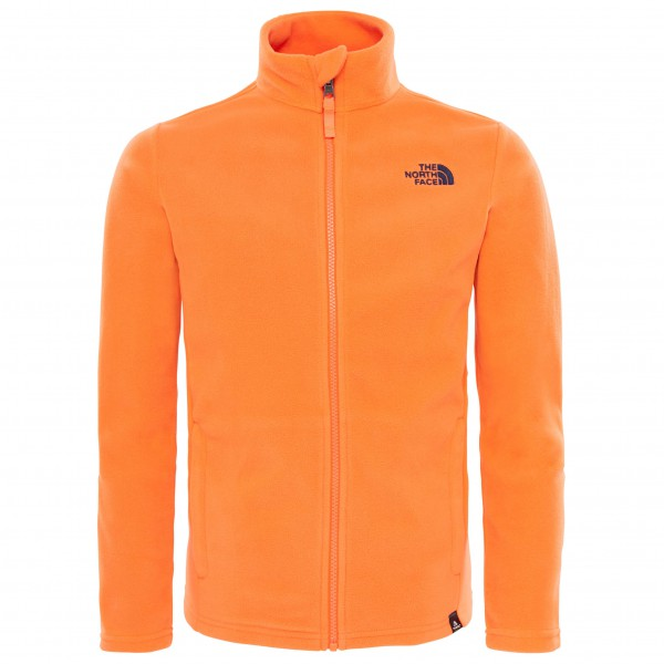 The North Face - Youth Snow Quest Full Zip - Fleecetakki