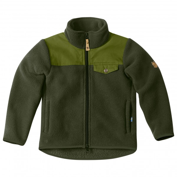 Fjällräven - Kid's Singi Fleece Jacket - Fleecetakki