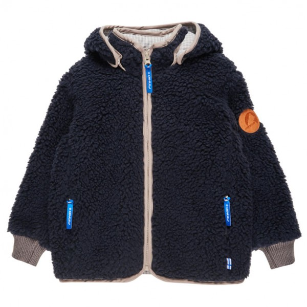 Finkid - Kid's Tonttu Teddy - Fleece jacket