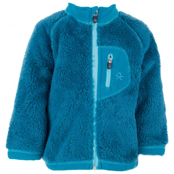 Color Kids - Baby's Burma Mini Pile Fleece - Fleecejack