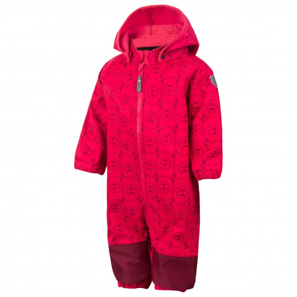 Color Kids - Baby's Rajo Softshell Coverall - Overalls