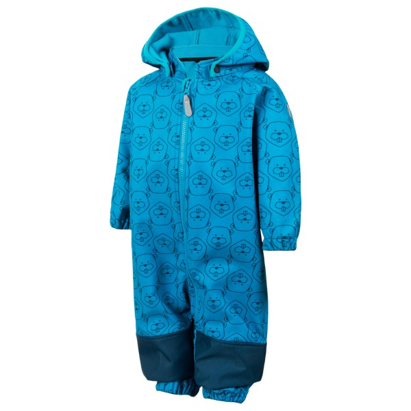 Color Kids - Baby's Rajo Softshell Coverall - Combinaison