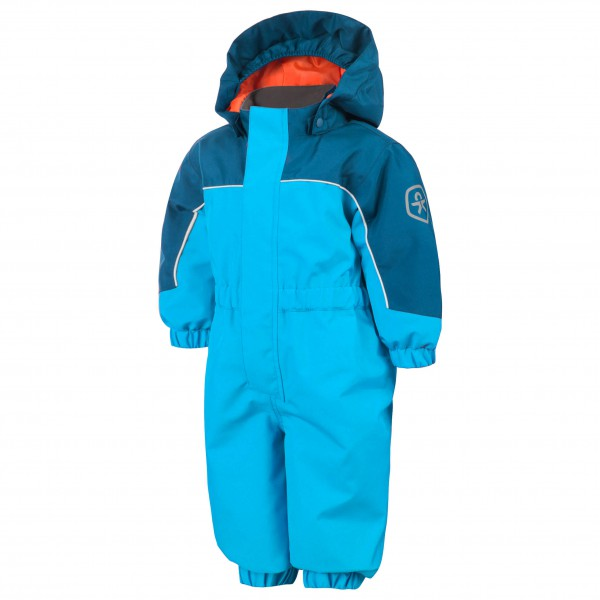 Color Kids - Baby's Razor Mini Padded Coverall - Overalls