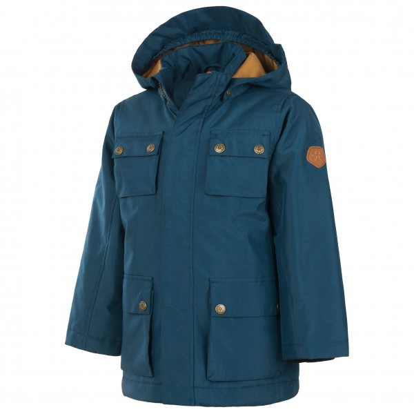 Color Kids - Boy's Runar Padded Parka - Talvitakki