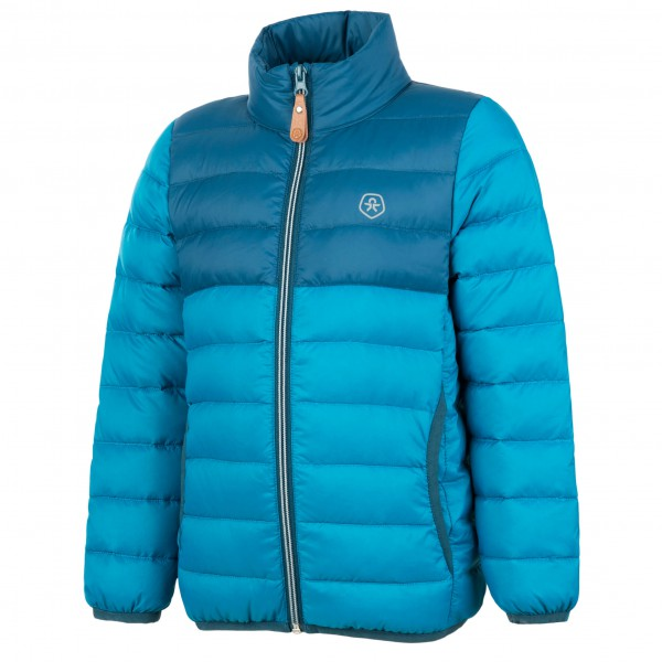 Color Kids - Kid's Ravendor Down Jacket - Donzen jack