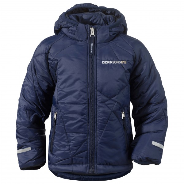 Didriksons - Kid's Coddi Jacket - Synthetic jacket