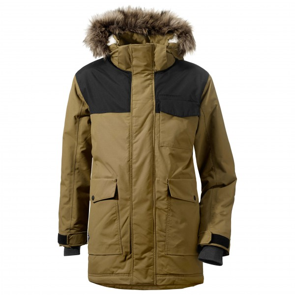 Didriksons - Boy's Matt Parka - Winter jacket