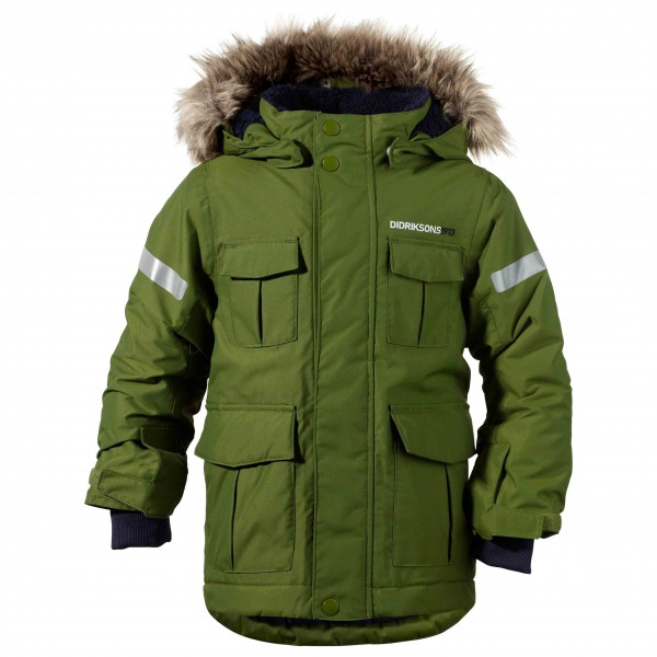 Didriksons - Kid's Nokosi Parka - Winter jacket