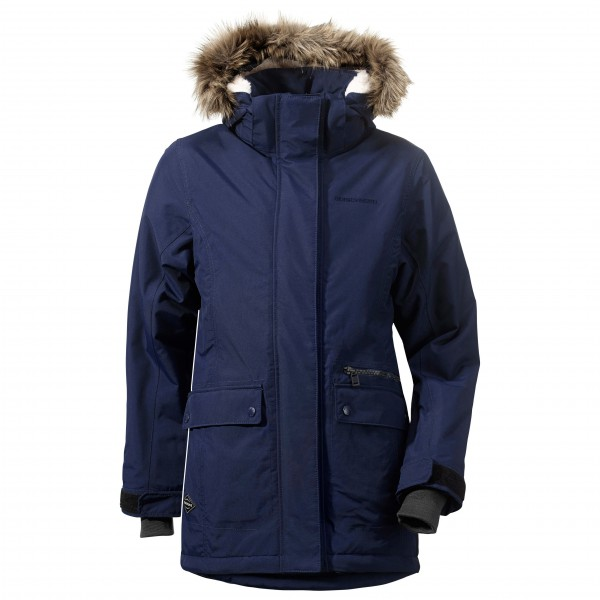 Didriksons - Girl's Zoe Parka - Winter jacket