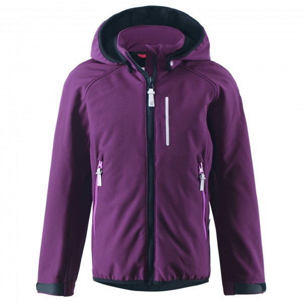 Reima - Girl's Kaareva - Softshell jacket