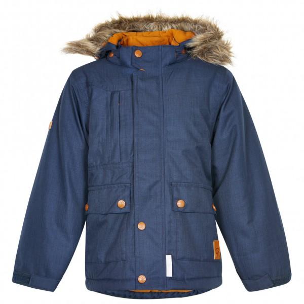 Minymo - Boy's Gam 18 Snow Jacket Herringbone - Talvitakki