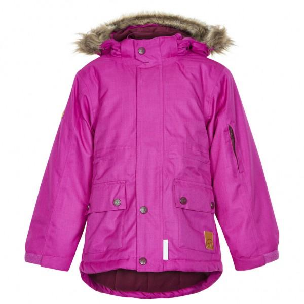 Minymo - Girl's Gam 19 Snow Jacket Herringbone - Talvitakki