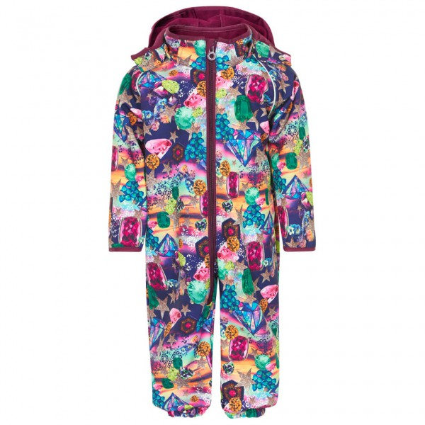 Minymo - Kid's Gam 07 Softshell Suit - Overalls
