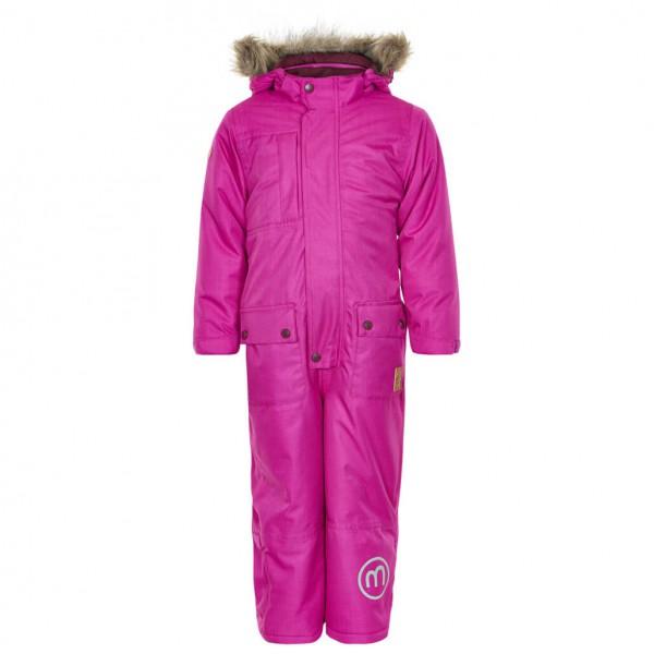 Minymo - Kid's Gam 23 Snow Suit Herringbone - Kedeldragt