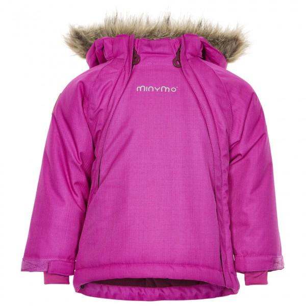 Minymo - Kid's Gam 24 Snow Jacket Herringbone