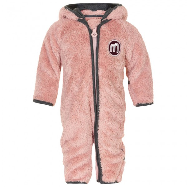 Minymo - Kid's Pramsuit Coral Fleece - Overall
