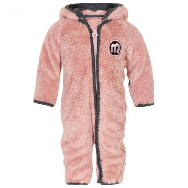 Minymo - Kid's Pramsuit Coral Fleece - Overall